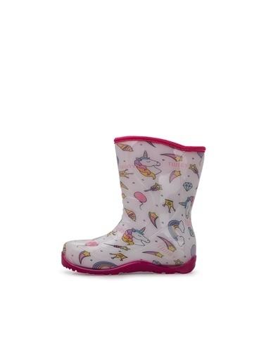 Twigy Yağmur Çizmesi Beyaz